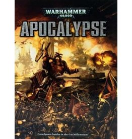 Games Workshop WARHAMMER 40000:  APOCALYPSE (EN)
