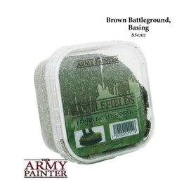 The Army Painter Battlefields: Brown Battleground basing