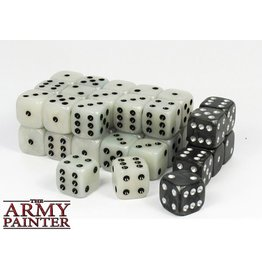 The Army Painter Wargamer Dice, White
