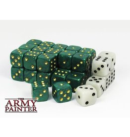 The Army Painter Wargamer Dice, Green