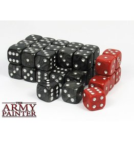 The Army Painter Wargamer Dice, Black