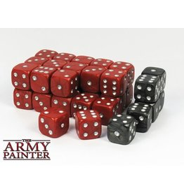 The Army Painter Wargamer Dice, Red