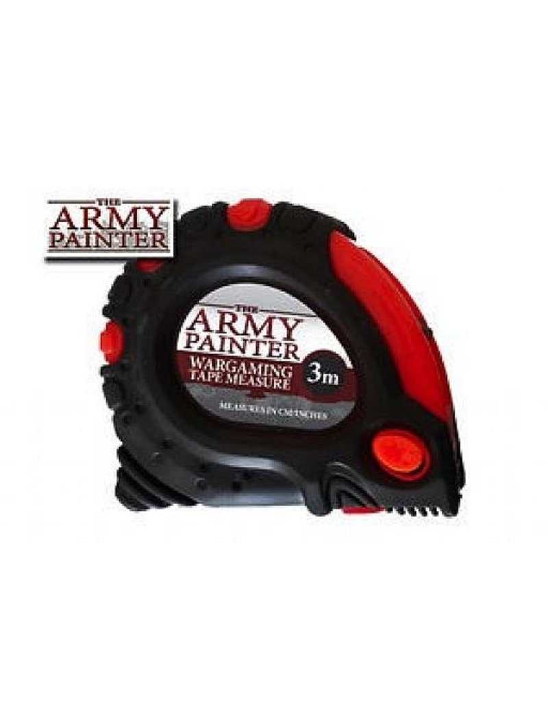 The Army Painter Wargaming Tape Measure