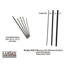 The Army Painter Spare Drills And Pins