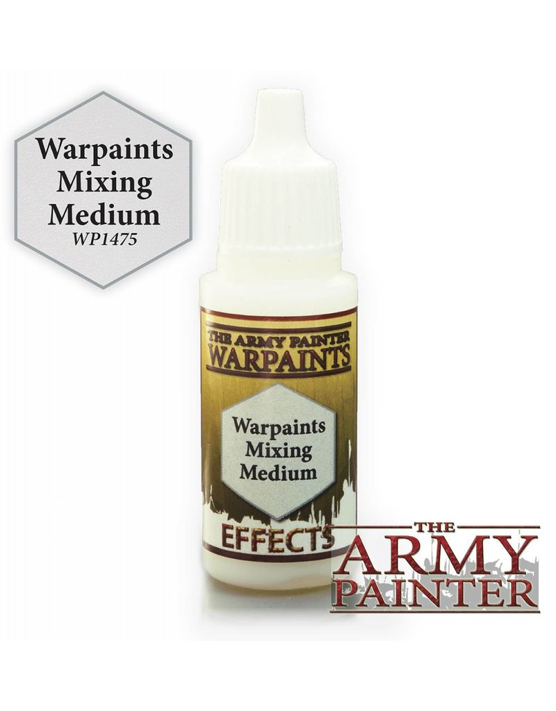 The Army Painter Warpaint - Mixing Medium  - 18ml