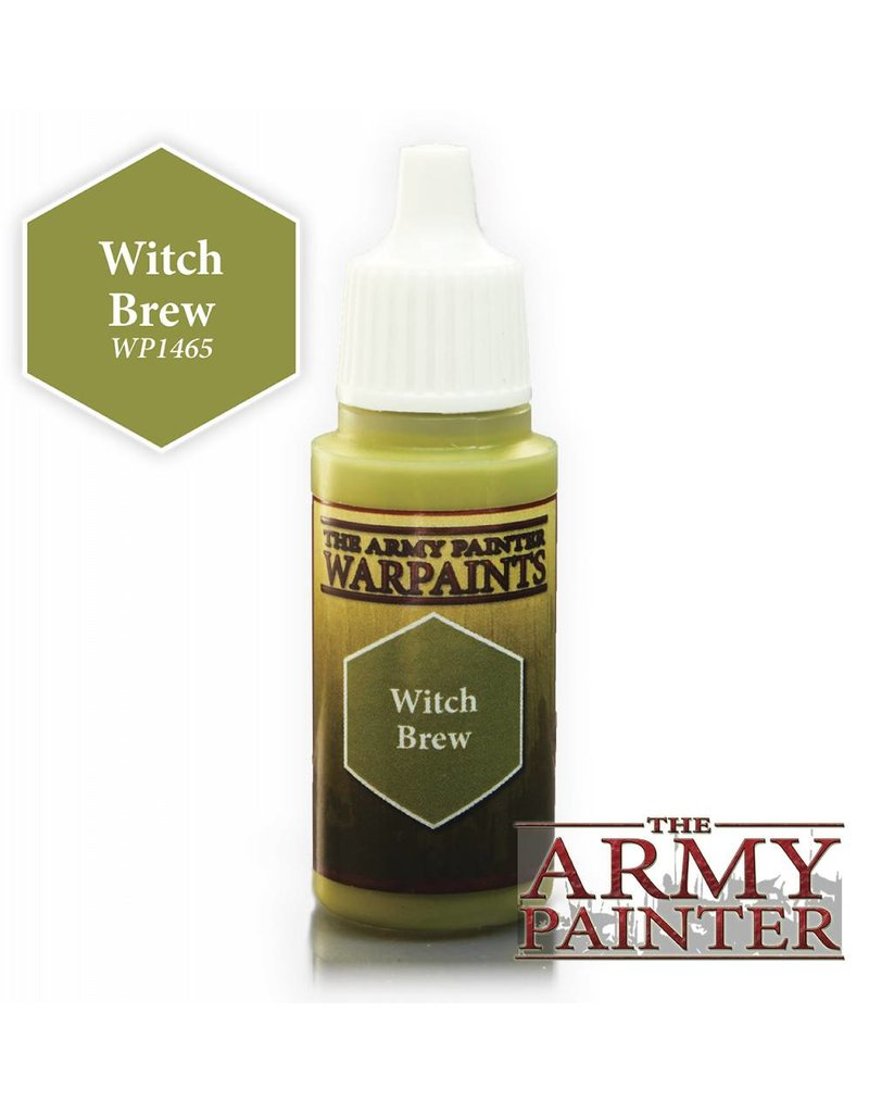 The Army Painter Warpaint - Witch Brew  - 18ml