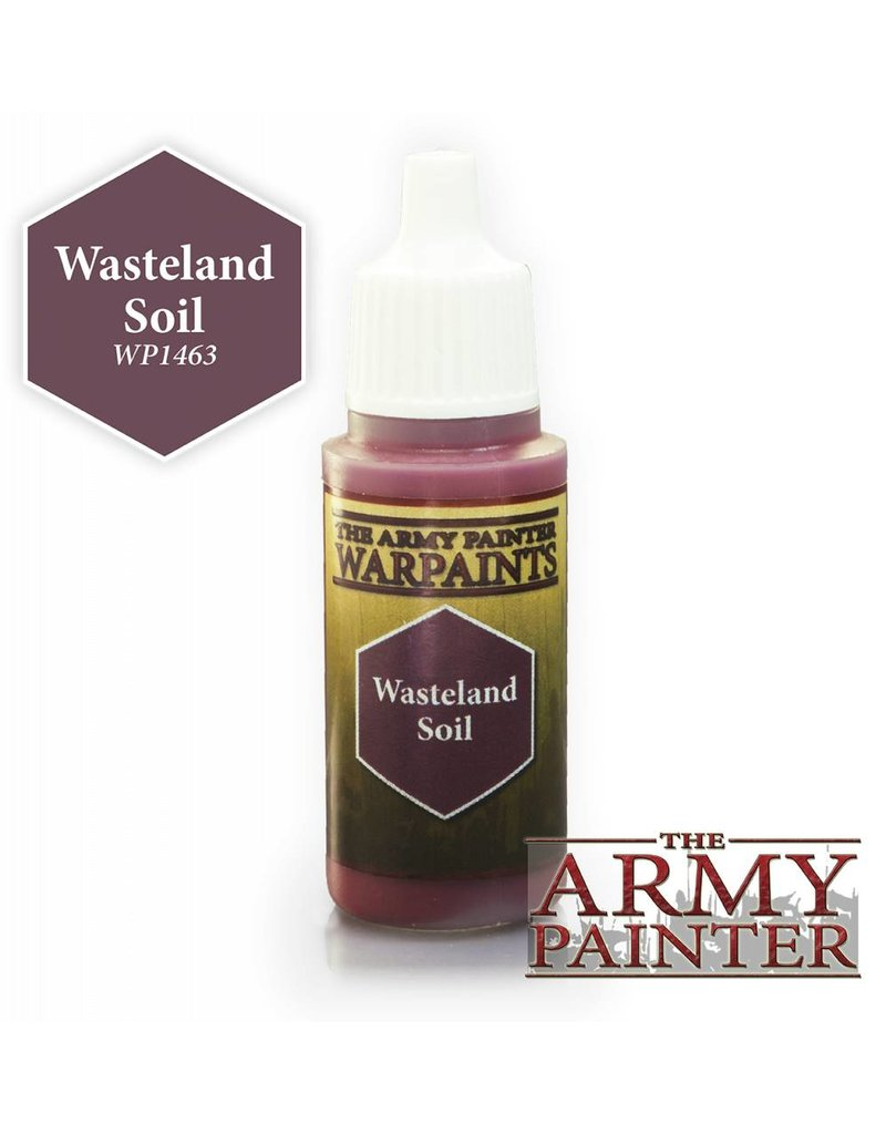The Army Painter Warpaint - Wasteland Soil