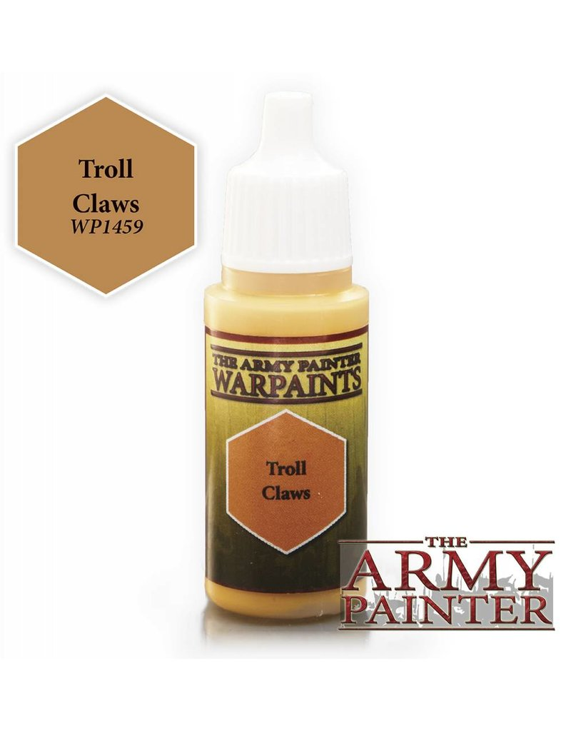 The Army Painter Warpaint - Troll Claws - 18ml