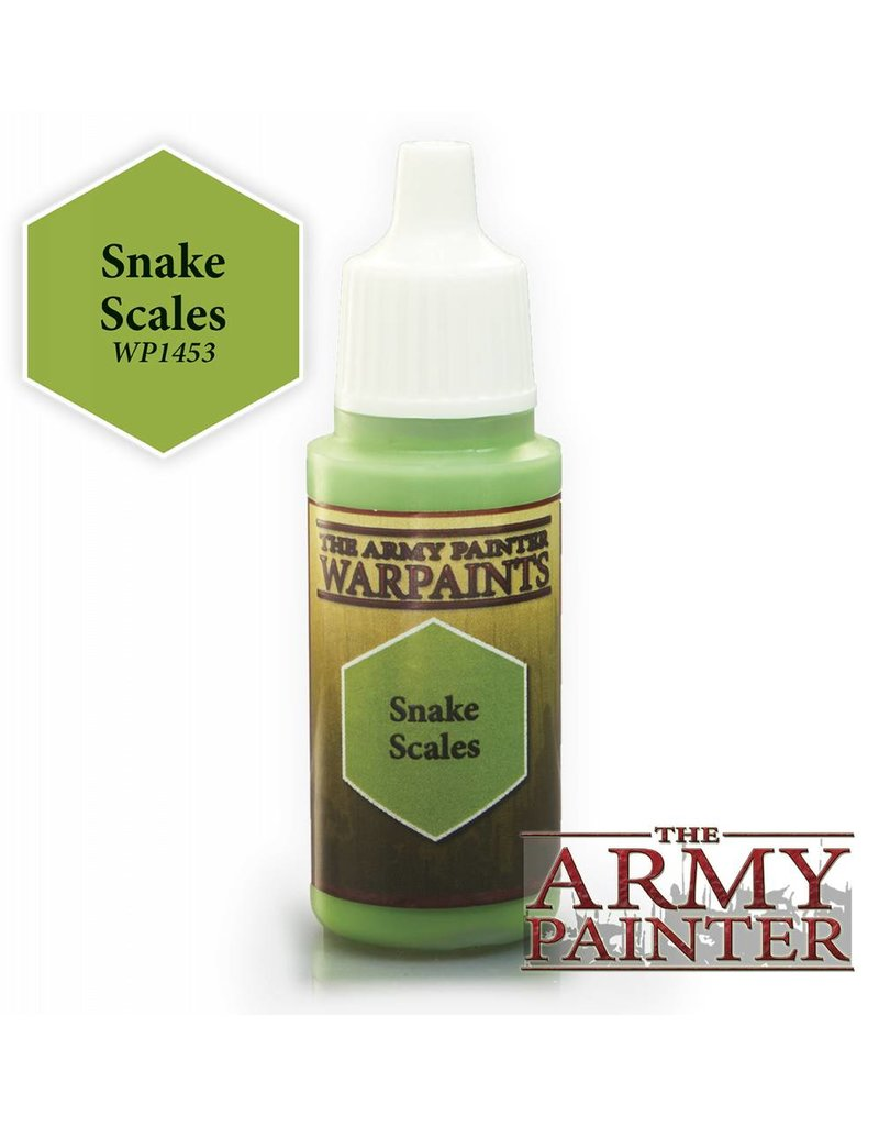 The Army Painter Warpaint - Snake Scales