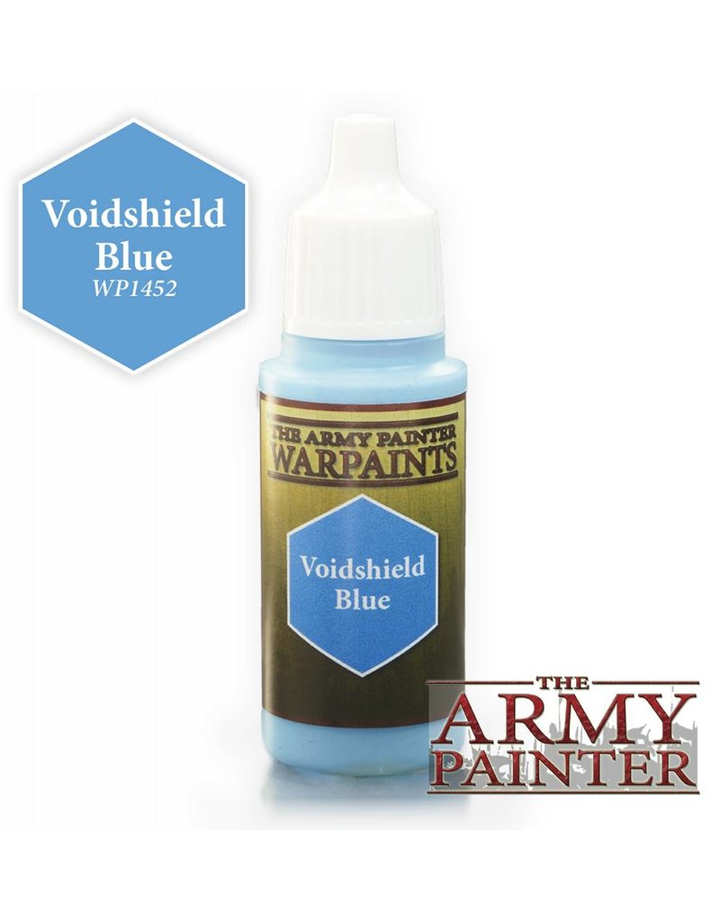 The Army Painter Warpaint - Voidshield Blue - 18ml