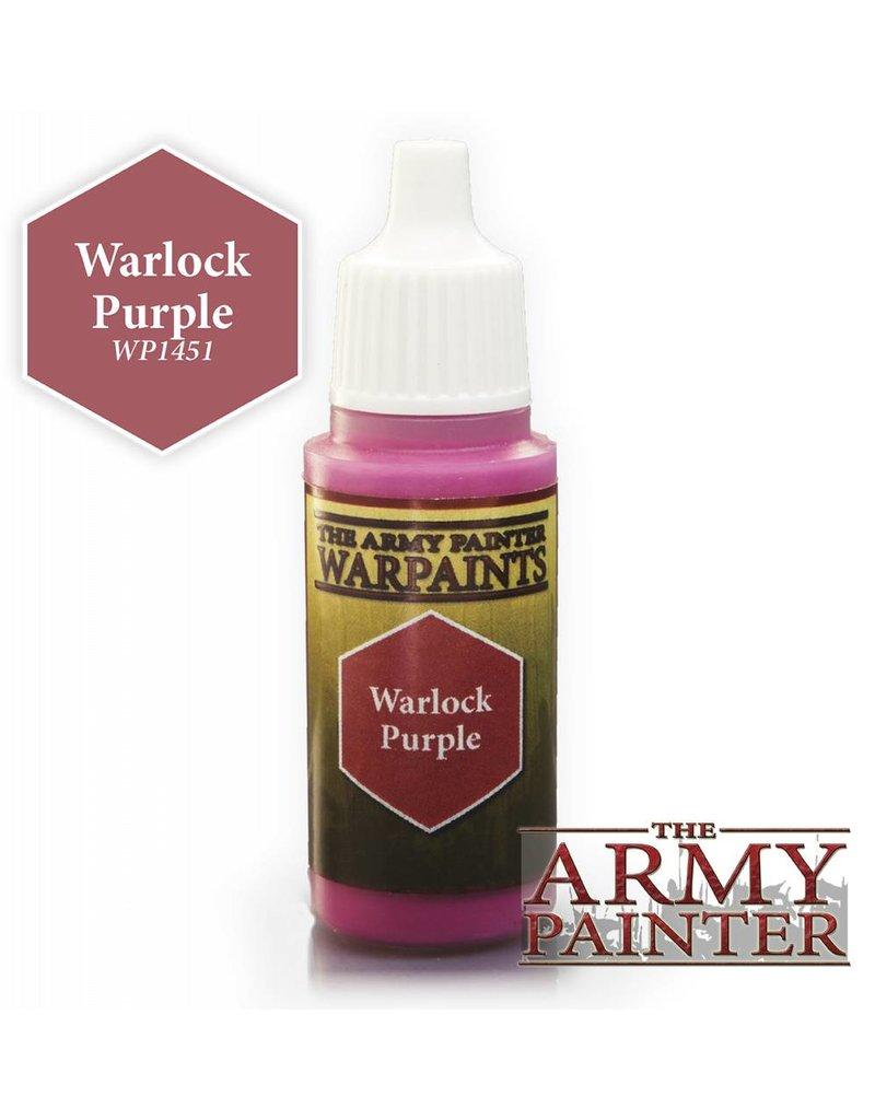 The Army Painter Warpaint - Warlock Purple - 18ml