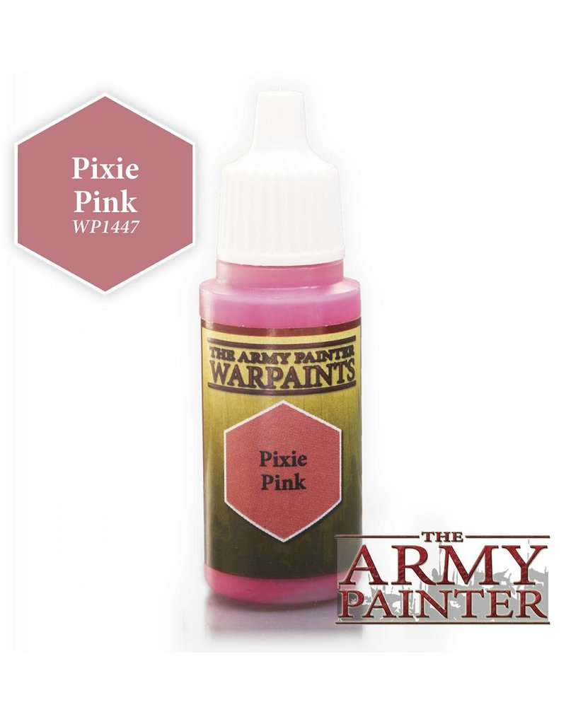 The Army Painter Warpaint - Pixie Pink - 18ml