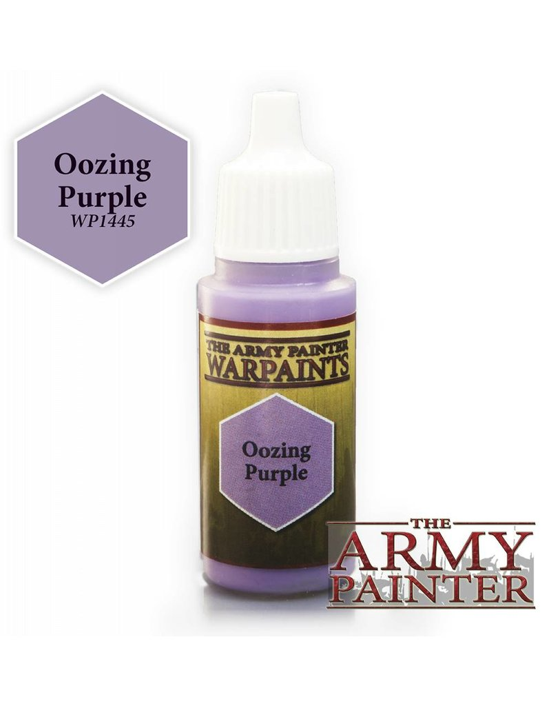 The Army Painter Warpaint - Oozing Purple