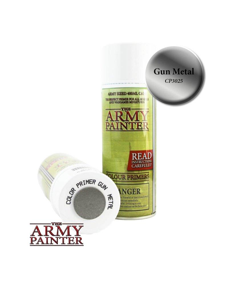 The Army Painter Colour Primer - Gun Metal