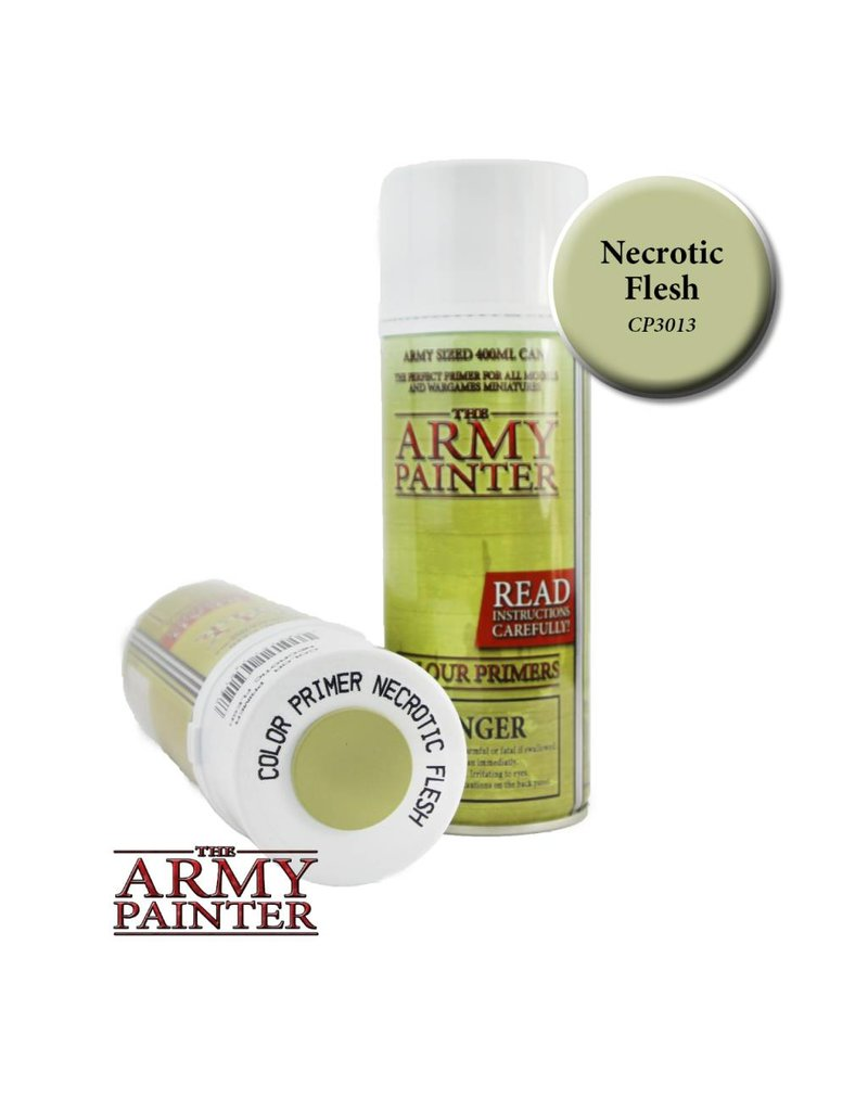 The Army Painter Colour Primer - Necrotic Flesh