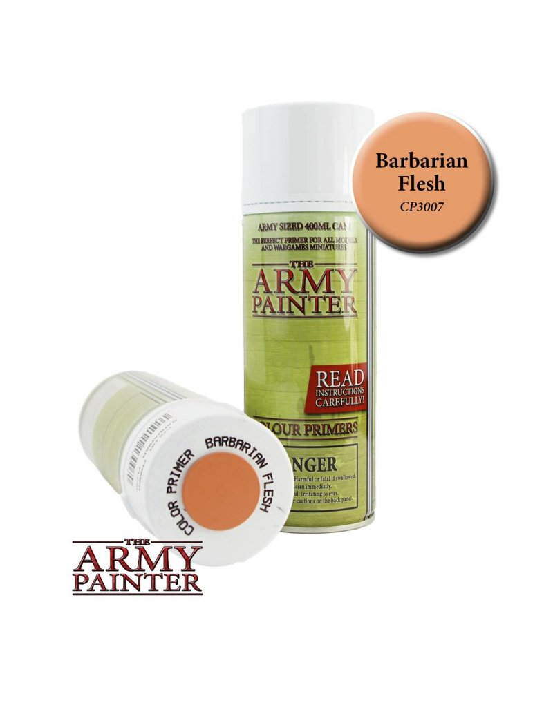 The Army Painter Colour Primer - Barbarian Flesh