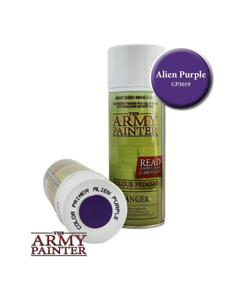 The Army Painter Colour Primer - Alien Purple – 400ml