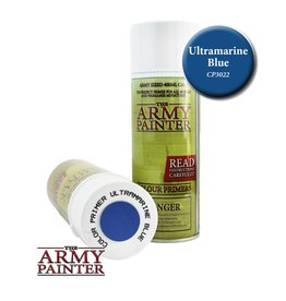 The Army Painter Colour Primer - Ultramarine Blue