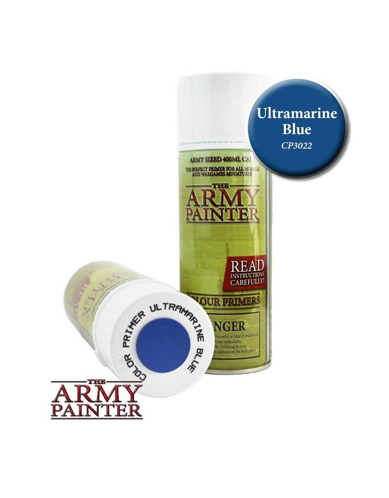 The Army Painter Colour Primer - Ultramarine Blue