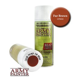 The Army Painter Colour Primer - Fur Brown