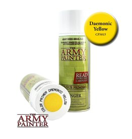The Army Painter Colour Primer - Daemonic Yellow