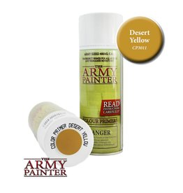 The Army Painter Colour Primer - Desert Yellow