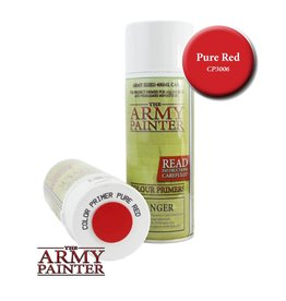 The Army Painter Colour Primer - Pure Red