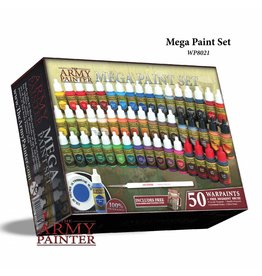 The Army Painter Warpaints Mega Paint Set III (NEW)
