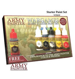 The Army Painter Wargames Starter Paint Set