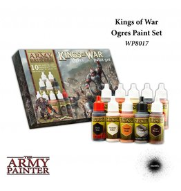 The Army Painter Warpaints Kings of War Ogres paint set