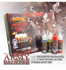 The Army Painter Paint Set Of Sin