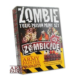 The Army Painter Zombicide Toxic Prison Expansion