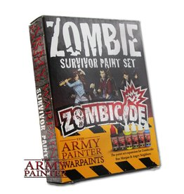 The Army Painter Zombicide Survivor Paint Set