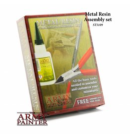 The Army Painter Metal Resin Assembly Set
