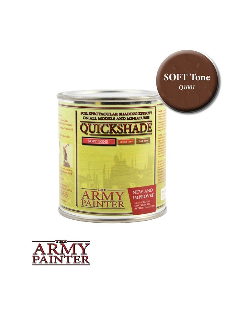 The Army Painter Quickshade, Soft Tone
