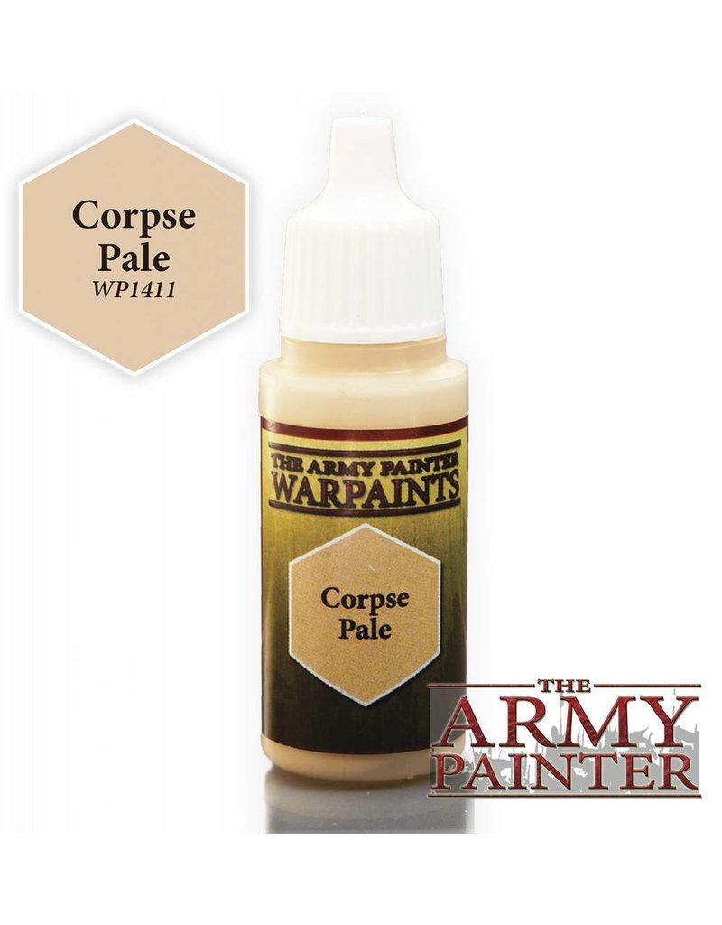 The Army Painter Warpaint - Corpse Pale - 18ml
