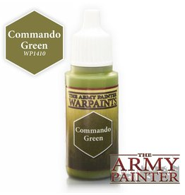The Army Painter Warpaint - Commando Green