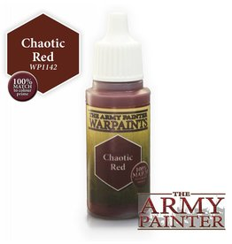 The Army Painter Warpaint - Chaotic Red