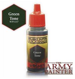 The Army Painter Quickshade Green Tone Wash