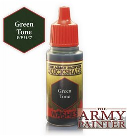 The Army Painter Warpaint - Quickshade Green Tone wash