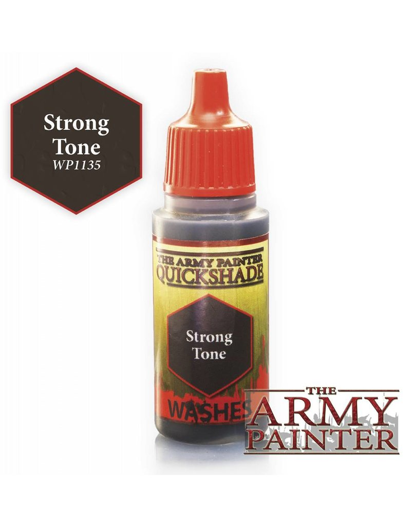 The Army Painter Warpaint - Quickshade Strong Tone Wash - 18ml