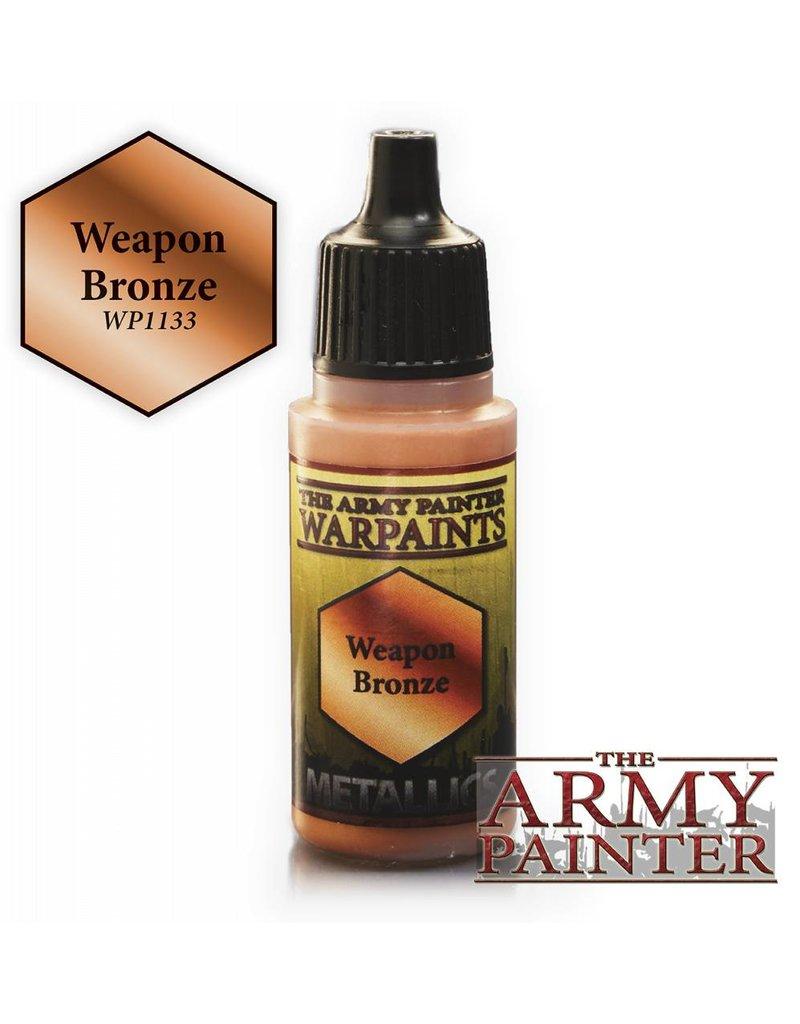 The Army Painter Warpaint - Weapon Bronze - 18ml
