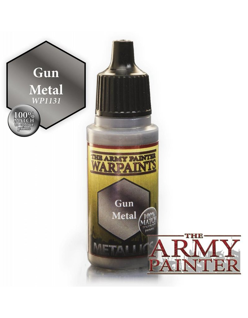 The Army Painter Warpaint - Gun Metal