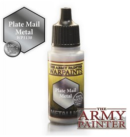 The Army Painter Warpaint - Plate Mail Metal
