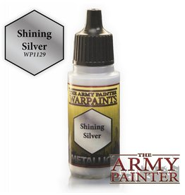 The Army Painter Warpaint - Shining Silver