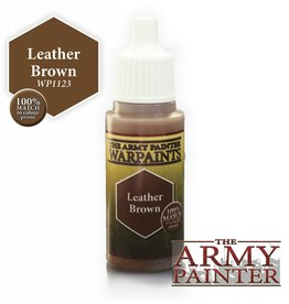 The Army Painter Warpaint - Leather Brown