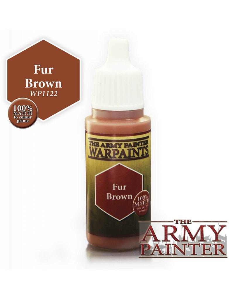 The Army Painter Warpaint - Fur Brown - 18ml