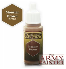 The Army Painter Warpaint - Monster Brown