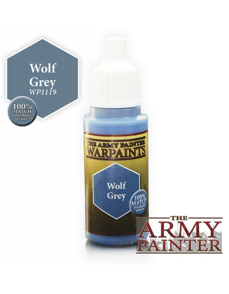 The Army Painter Warpaint - Wolf Grey - 18ml