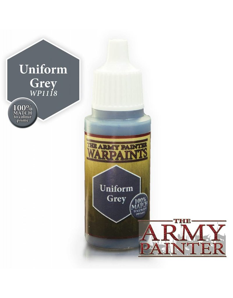 The Army Painter Warpaint - Uniform Grey - 18ml